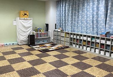 保育園の教室内